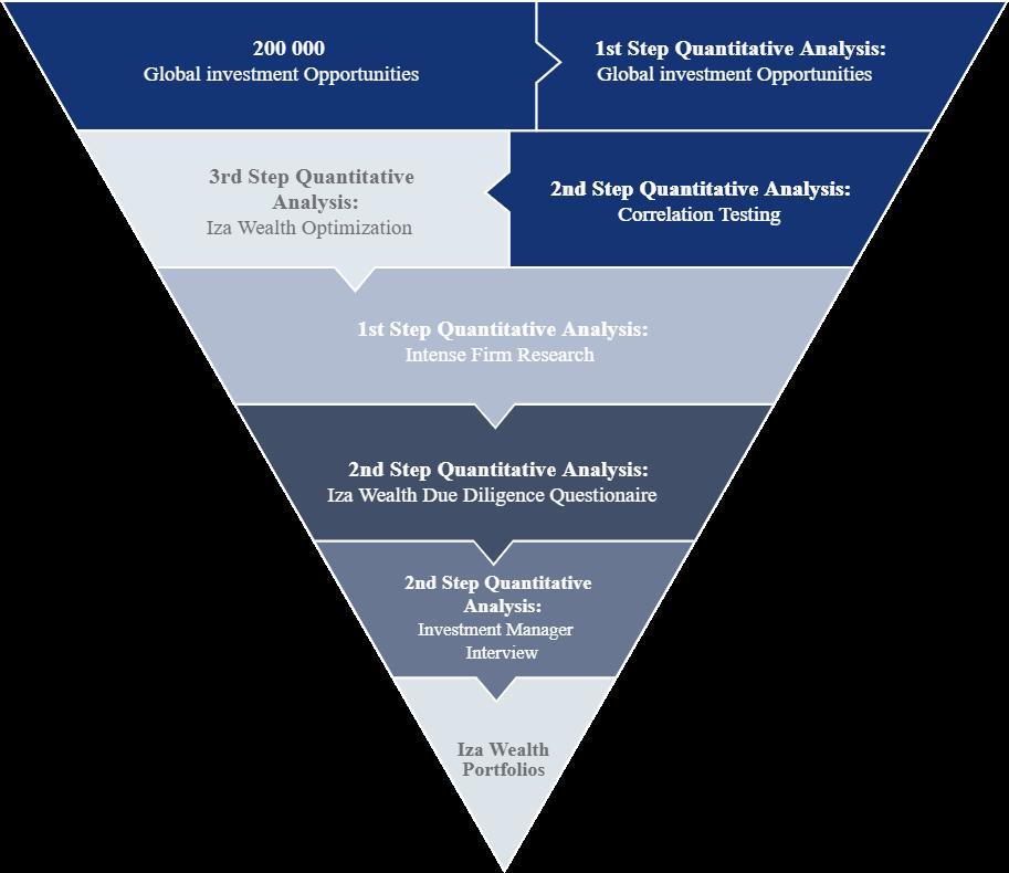 Iza Wealth Investment Model
